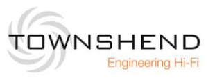 Townshend Audio logo